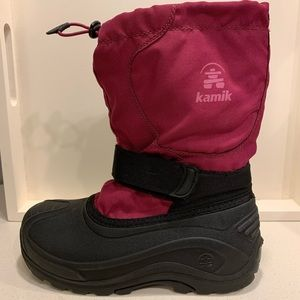 Girls Kamik Upsurge Boots Insulated